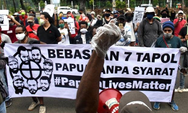 Balikpapan Seven di Persidangan Papua Barat