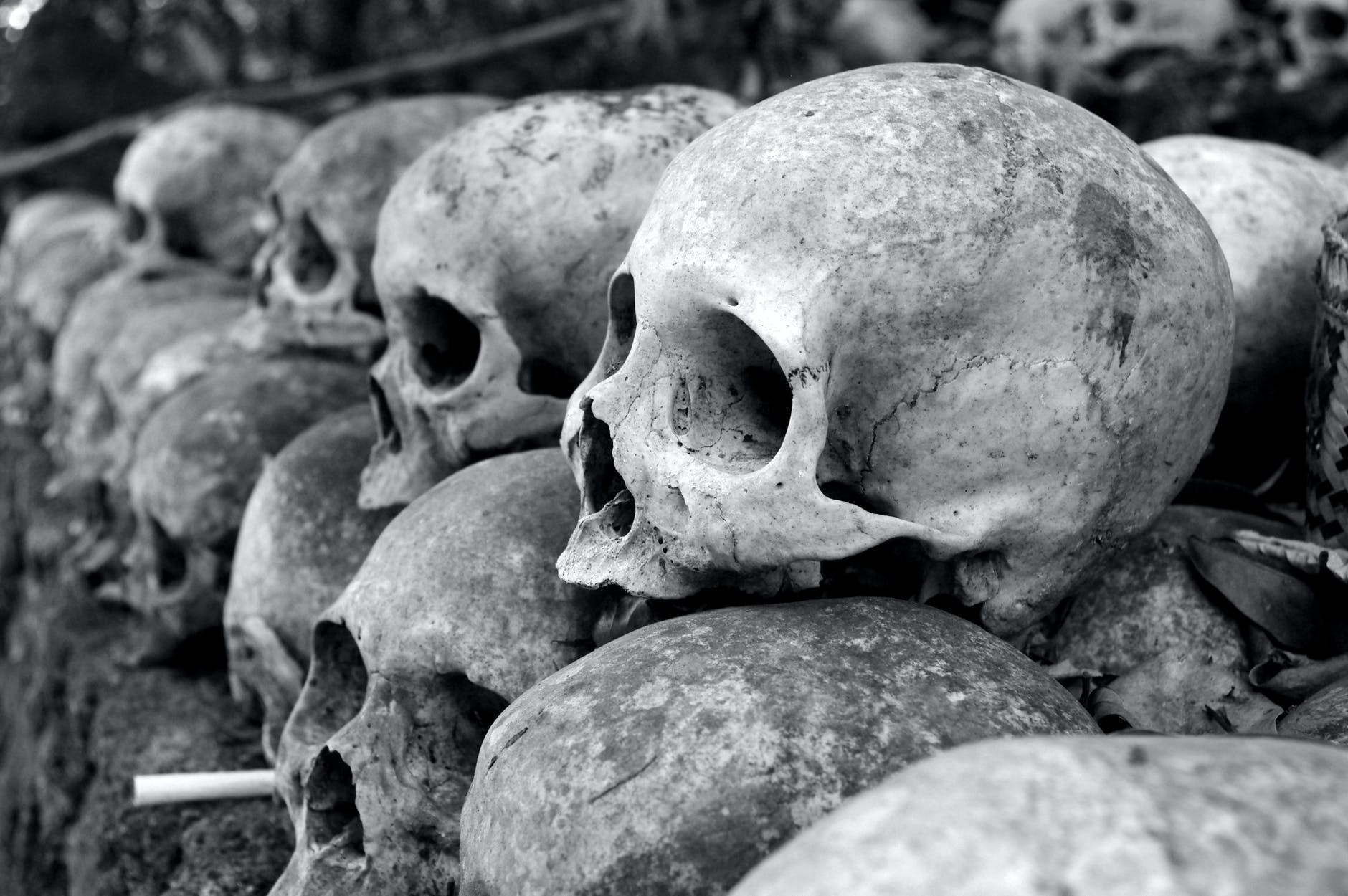 Brasil Menggali Kuburan Untuk Memberi Ruang Kuburan