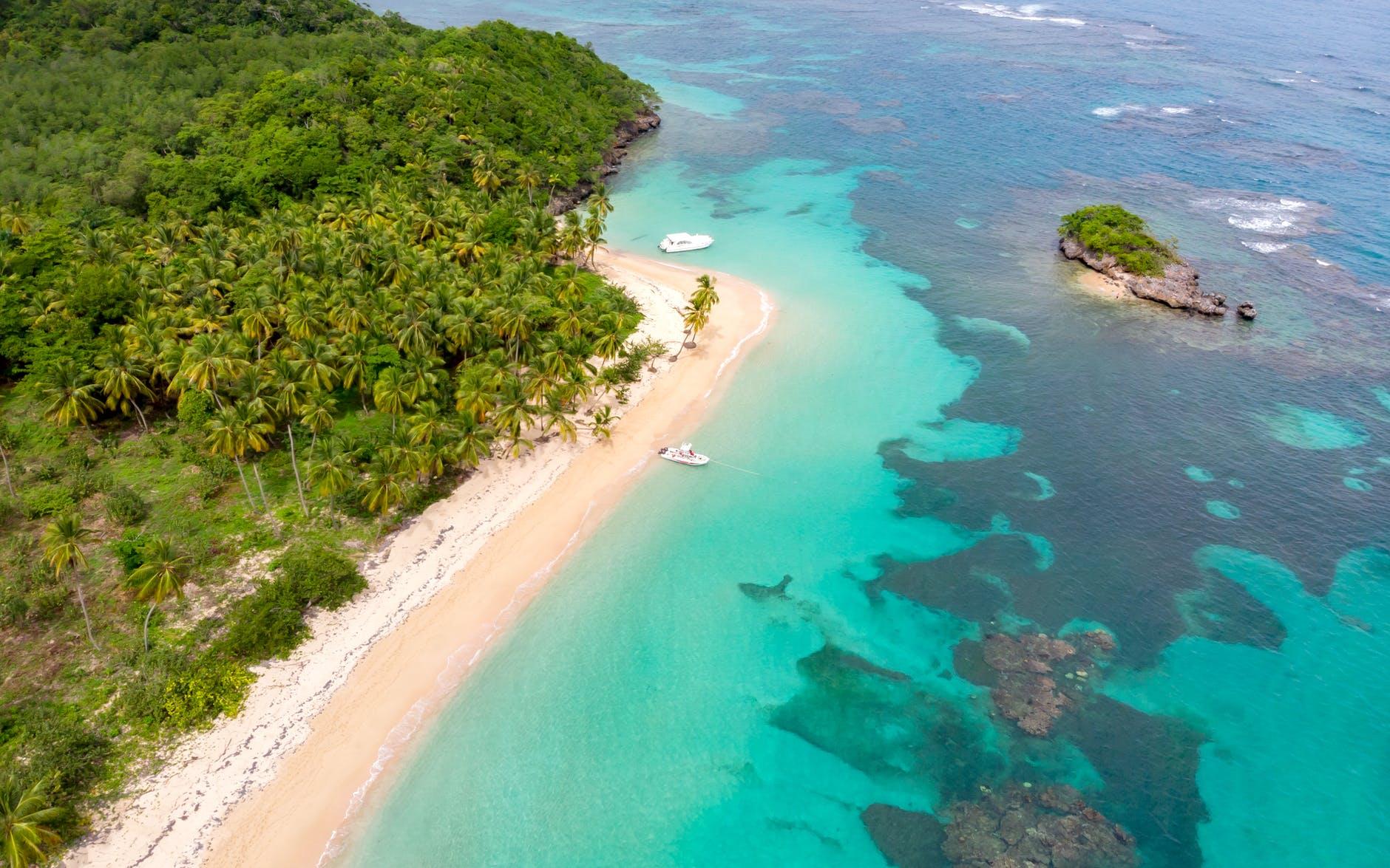 Debu Sahara Menyelimuti Kawasan Karibia