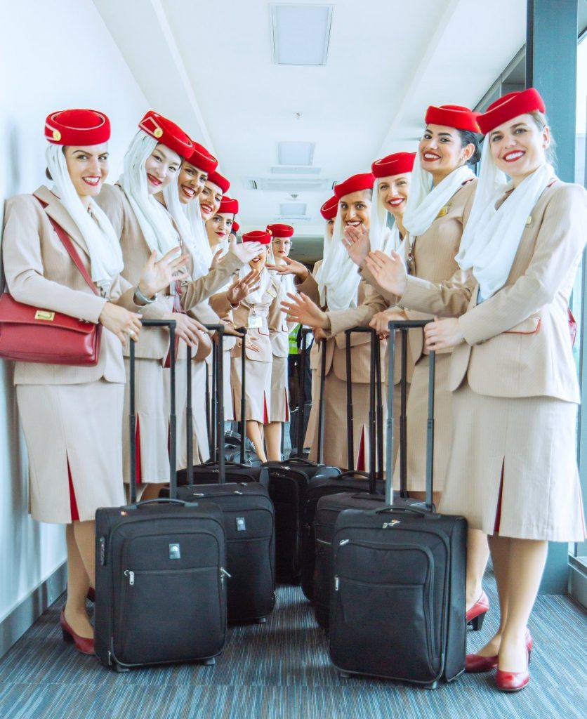 Emirates Menambahkan Rute Penerbangan Baru