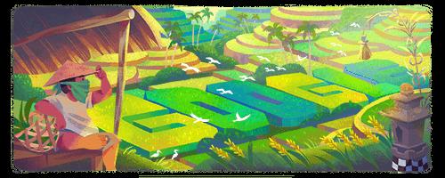 celebrating subak google doodle