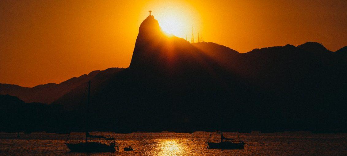 keindahan Rio de Janairo