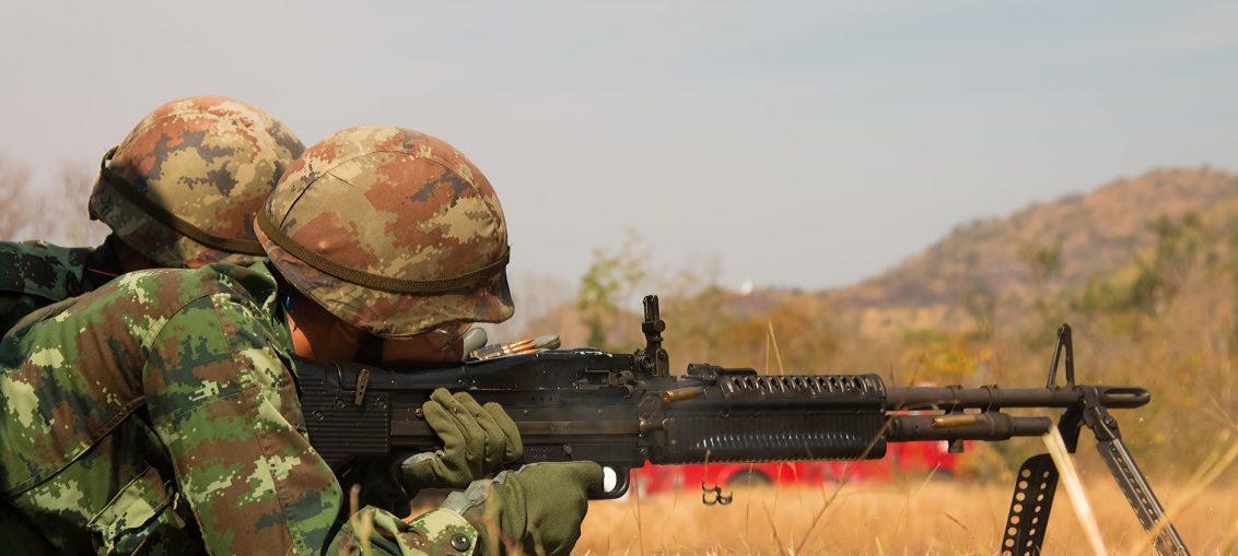 Ketegangan Amerika Serikat dan Rusia di Afghanistan