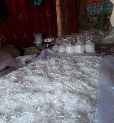 Afghanistan Pusat Perdagangan Heroin yang Kini Berganti ke Sabu