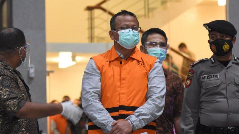 Edhy Prabowo Resmi Jadi Tersangka Kasus Korupsi