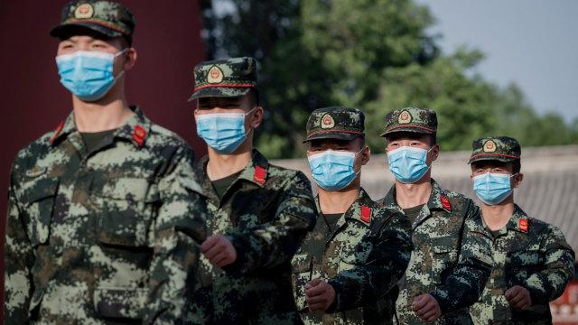 China dan Prancis Diduga Kembangkan Tentara Super Mirip Captain America