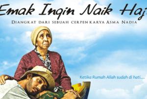 Film Mengenai Ibu Emak Ingin Naik Haji