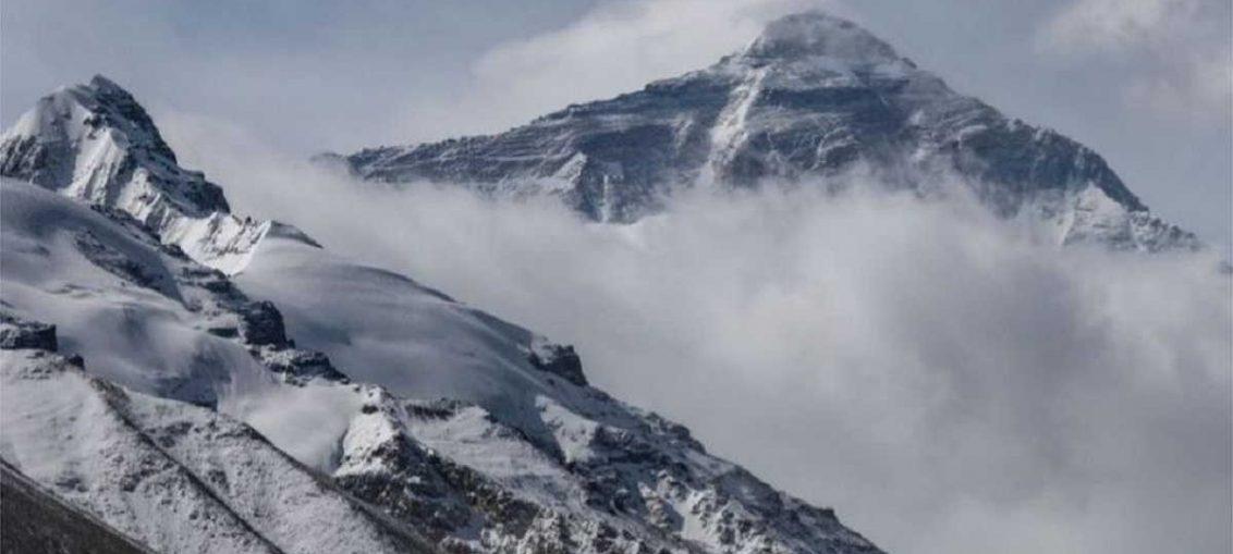 Gunung Everest Tiba Tiba Tambah Tinggi