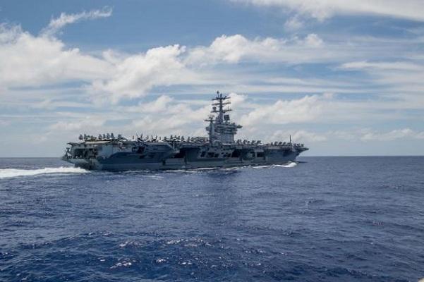 Israel Siaga Kapal Canggih Hadapi Ancaman di Laut dan Teluk