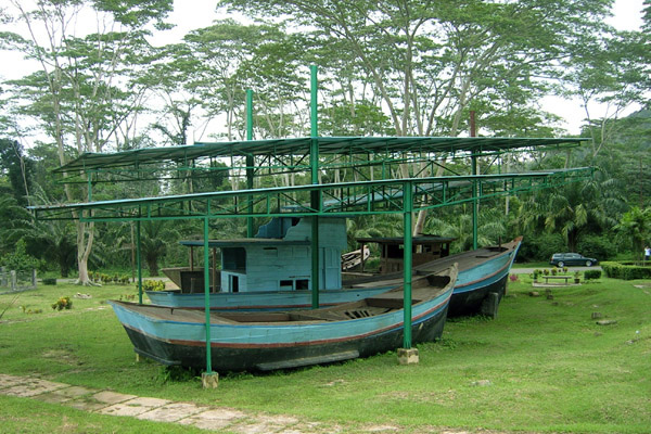 Keindahan di Balik Camp Vietnam di Pulau Galang Batam