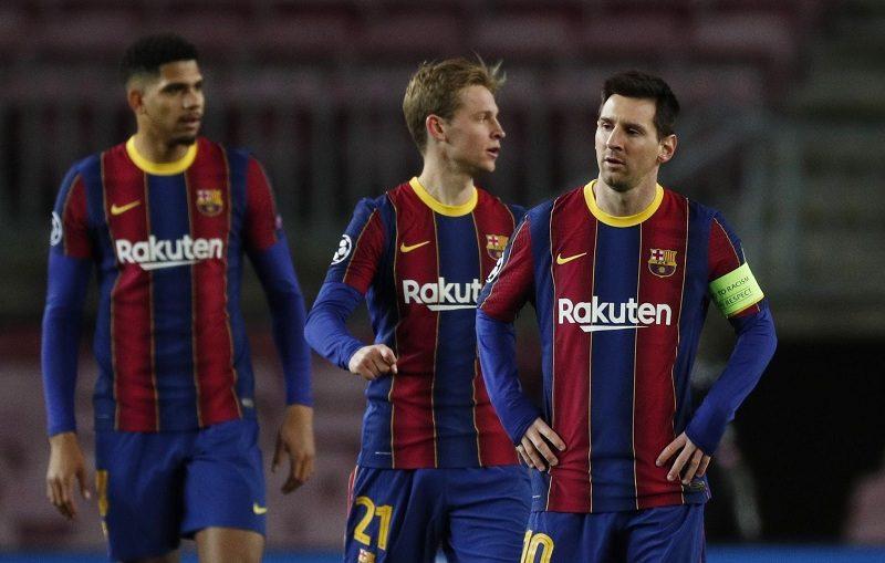 PSG Bertemu Barcelona Neymar Kirim Pesan ke Messi
