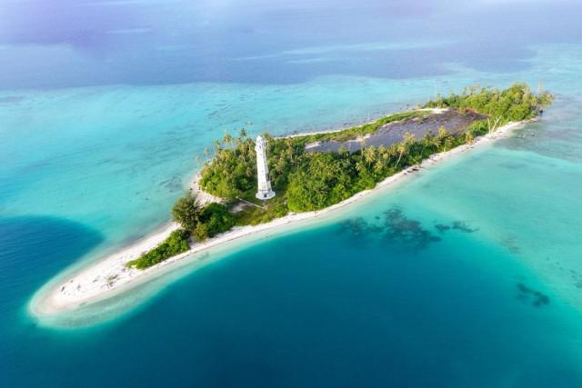 Pulau Banyak Destinasi Wisata Bahari di Sumatera