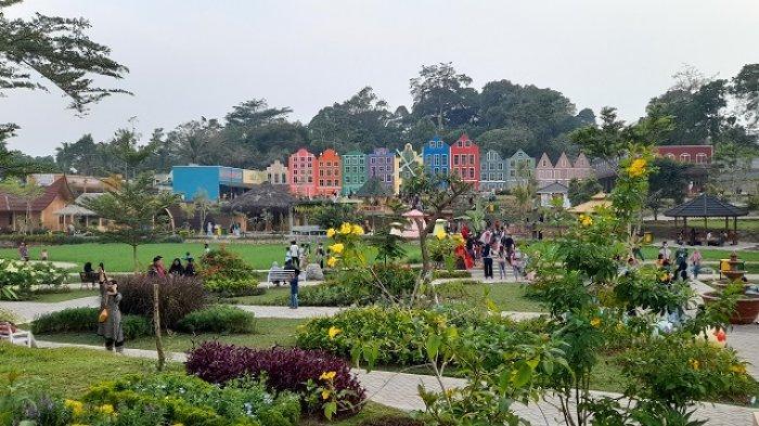 Taman Wisata Mahoni Bangun Sentosa Tetap Utamakan Prokes
