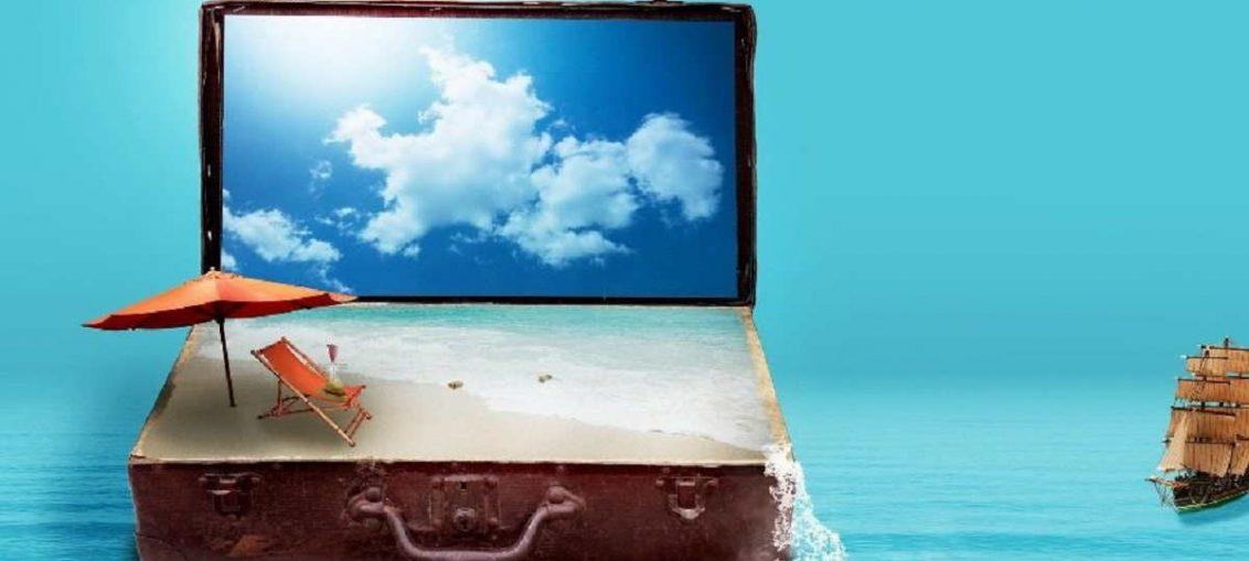 Traveling Virtual Solusi Wisata di Era New Normal
