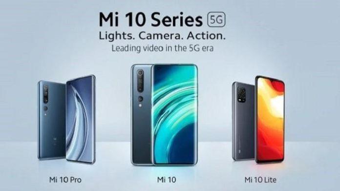 Xiaomi Mi 10T Series Smartpone 5G Usung Spesifikasi Gahar