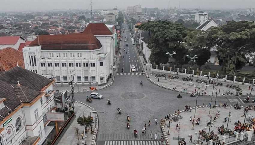 Yogyakarta Pastikan Tak Ada Kerumunan Jelang Akhir Tahun Terkait Pandemi