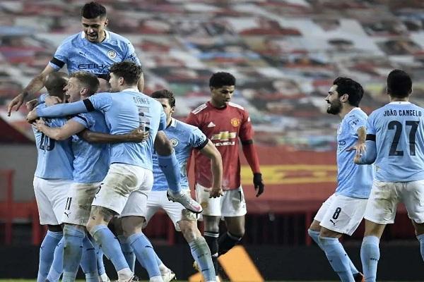 Manchester City Mencapai Final Piala Liga Inggris dengan 2 Gol