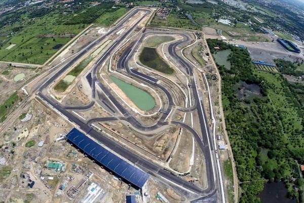 Manpora Bahas Pagelaran MotoGP dengan Sandiaga Uno di Mandalika