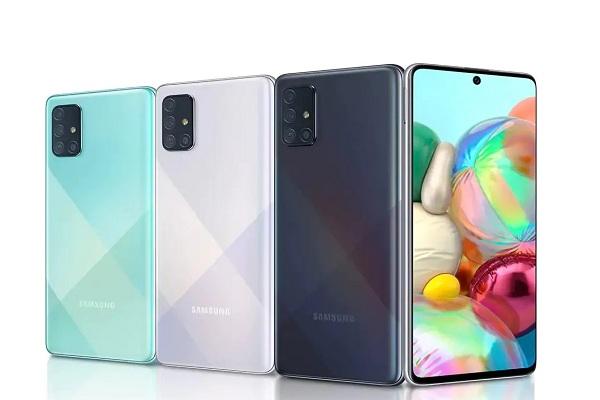 1. Samsung Galaxy A72 dengan Spesifikasi Jumlah Kamera Terbanyak gsmfind.com 1