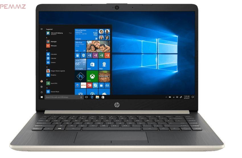 HP 14s dk1004AU Laptop dengan Harga Terjangkau Desain Premium