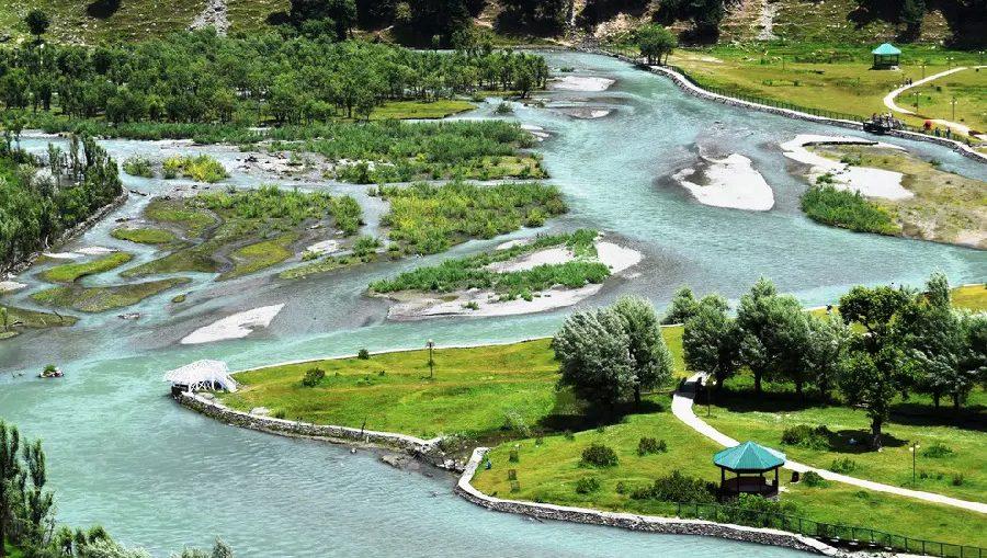 Intip 5 Wisata Alam di Jammu dan Kashmir yang Mempesona