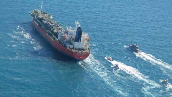 Iran Tahan Tanker Berbendera Korea Selatan Awaknya Asal Indonesia