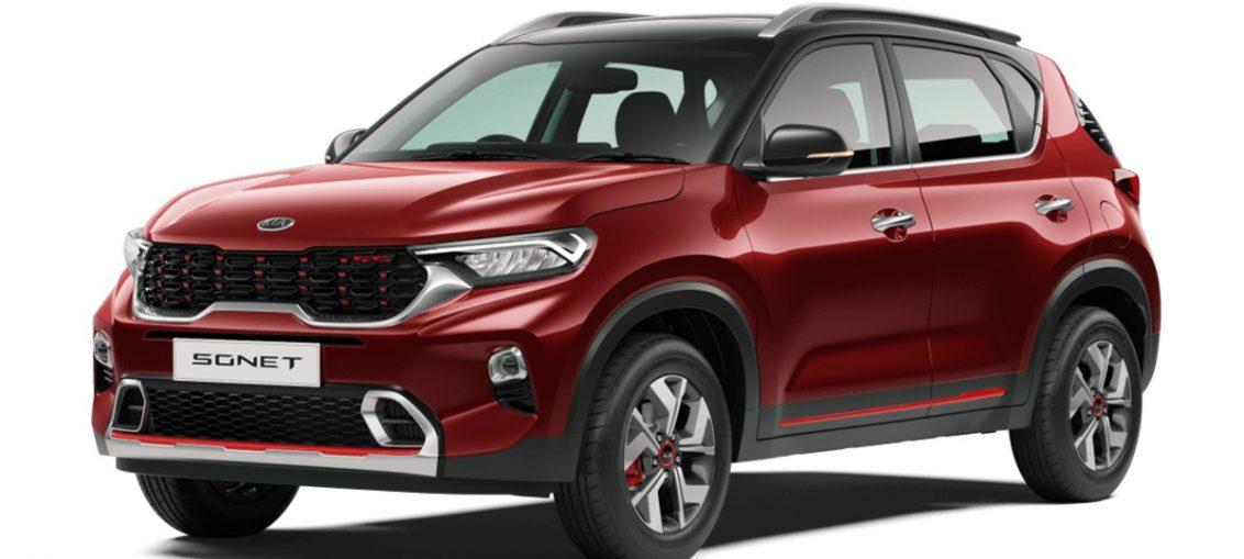 KIA Sonet Mobil SUV Kompak Berkarakter Harga 300 Jutaan