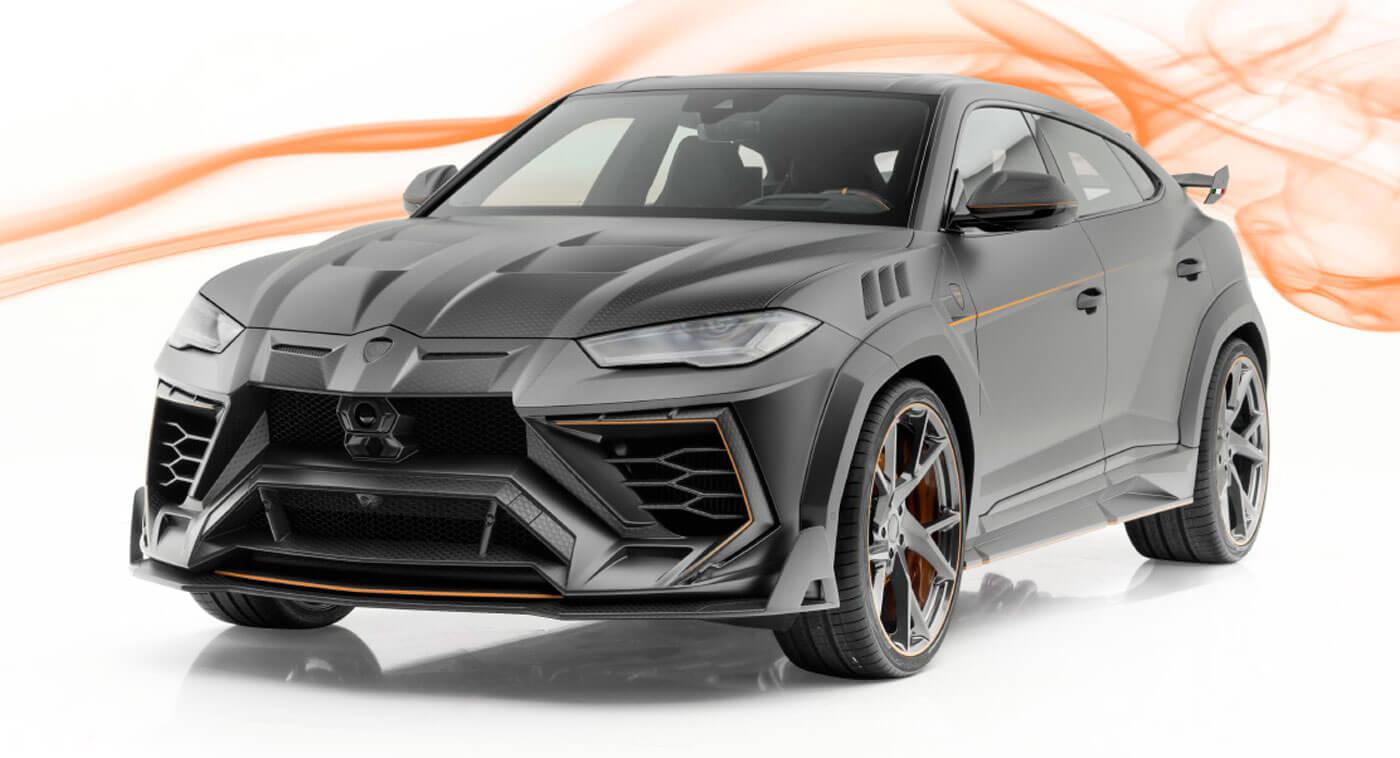 Lamborghini Urus Mobil SUV Terbaik dan Termahal di Dunia