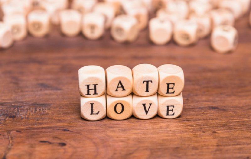 Love Hate Relationship Bisa Saja Berdampak Buruk Jika Tak Terkendali