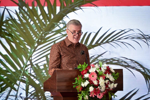PBB Puji Aksi Nyata Jokowi Turunkan Penebangan Hutan
