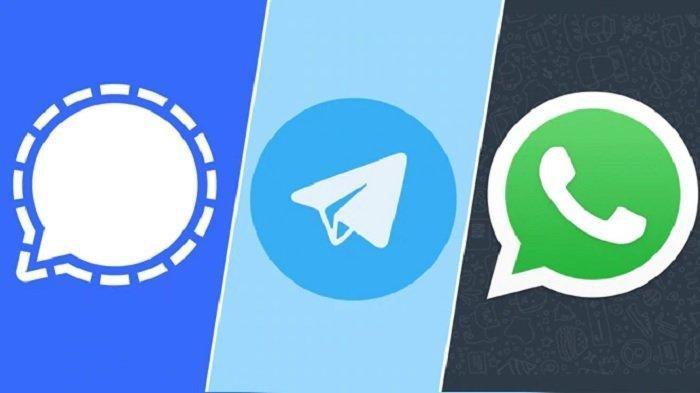 Pengguna WhatsApp Ramai Ramai Pindah ke Telegram dan Signal