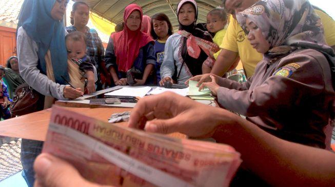 Penyaluran Bansos Menjadi Berbentuk Tunai KPK Tetap Awasi Penyalurannya