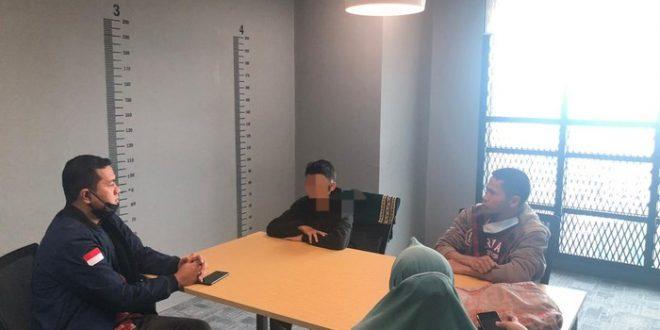 Polisi Ciduk MDF Terkait Kasus Pelecehan Indonesia Raya