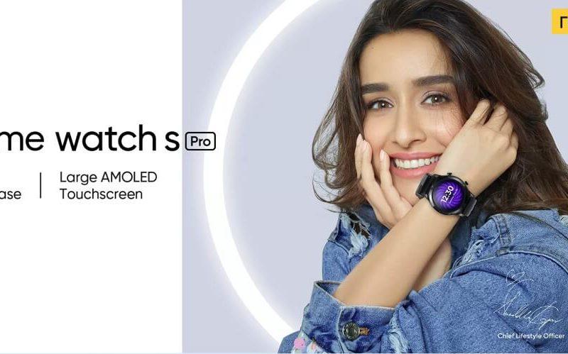 Realme Watch S Pro Resmi Hadir di Indonesia Usung Fitur Canggih, Harga Rp 1,7 Juta