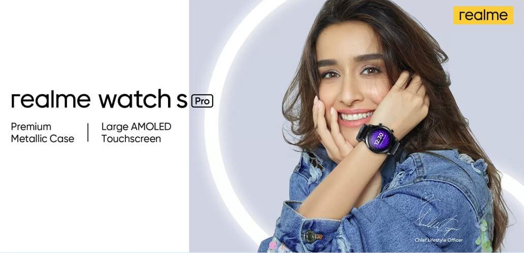 Realme Watch S Pro Resmi Hadir di Indonesia Usung Fitu Canggih Harga Rp 17 Juta