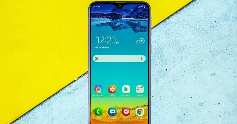 Samsung Galaxy M20s Siap Meluncur Berbekal Baterai Tahan Lama