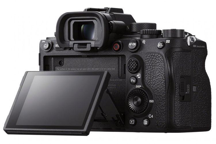 Sony Alpha 1,  Kamera Flagship Tercanggih dengan Kelebihan Fantastis