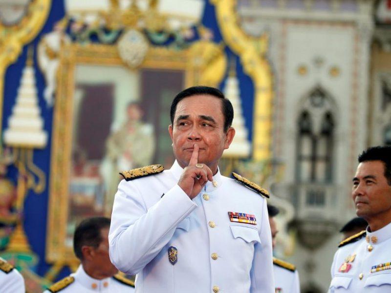 Tuntutan Mundur PM Thailand Oleh Pendemo Terus Digaungkan