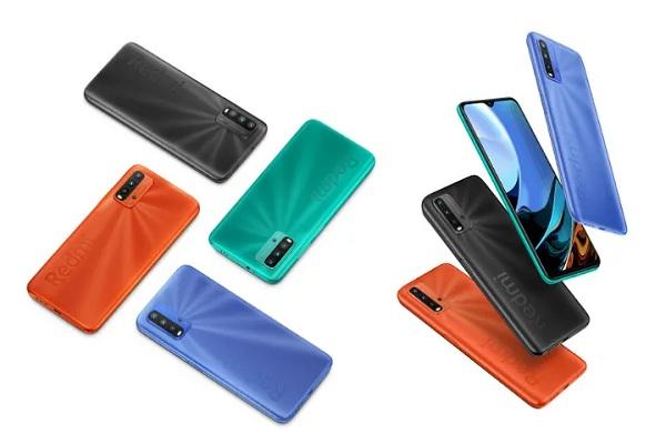 Xiaomi Redmi 9T Mengetahui Spesifikasinya dengan Desain yang Mewah