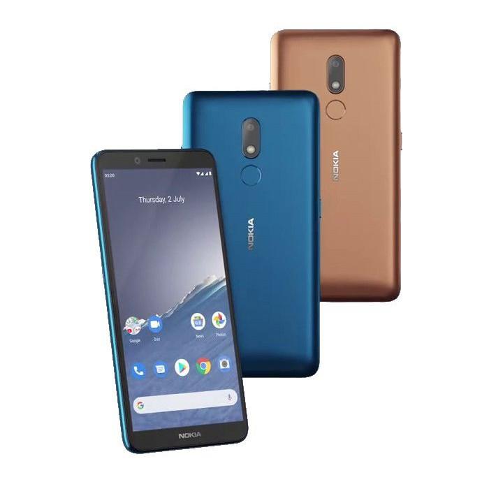 Nokia C3 Smartphone Android 10 dengan Harga Murah Bisa Main LoL Wild Rift