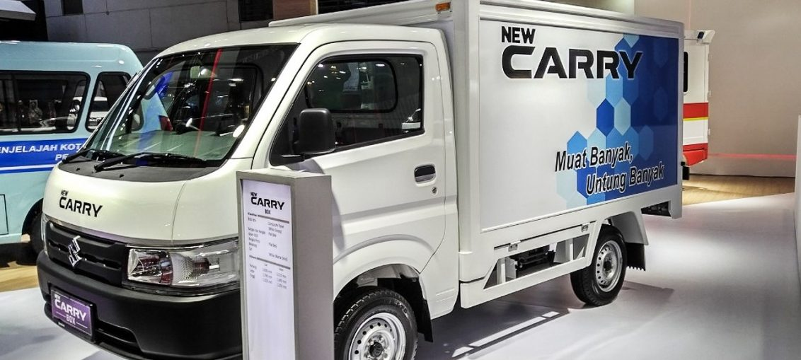 Mobil Suzuki Carry