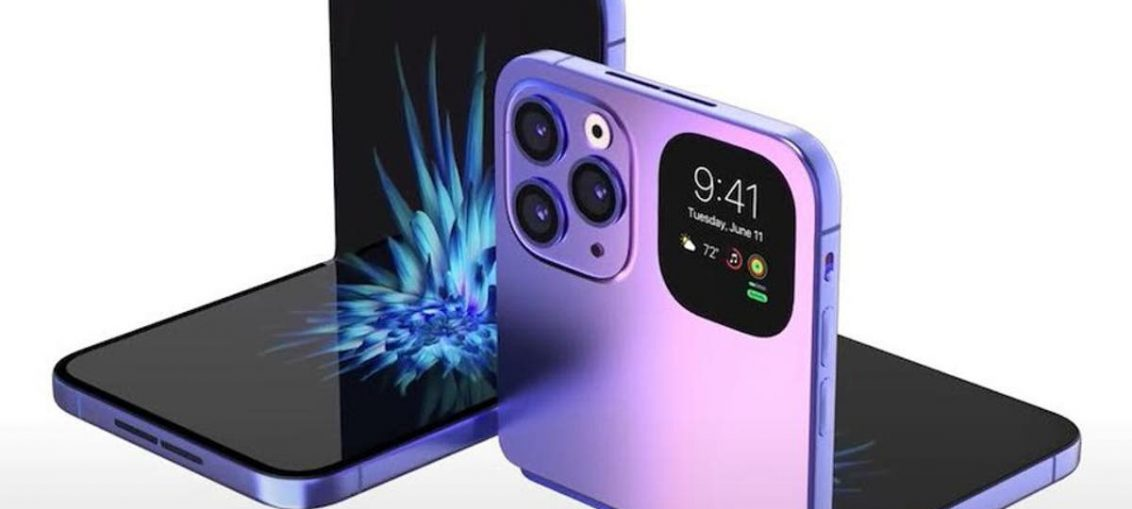 iPhone Flip Ponsel Lipat Pertama Apple Siap Hadir di 2023