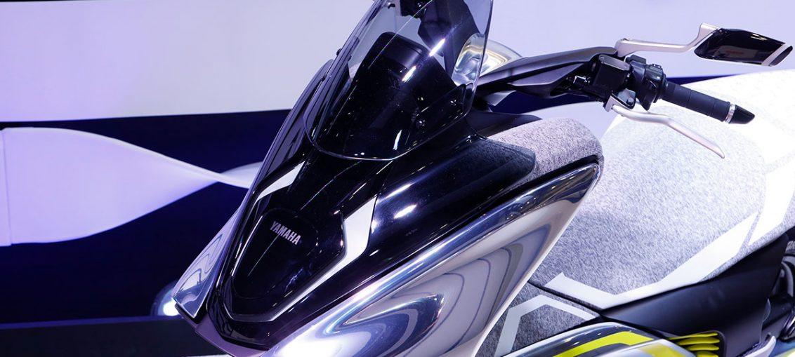 Skuter Listrik Yamaha
