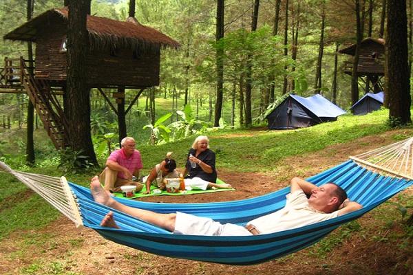 Tempat Wisata Camping Terbaik di Indonesia untuk Anda Sekeluarga