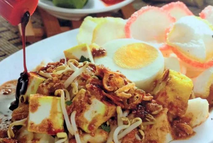 6 Masakan Sunda Legendaris yang Lezat