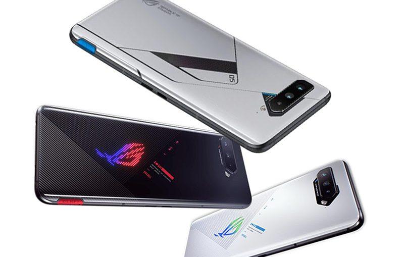 ASUS ROG Phone 5 Series Andalkan Beterai dan RAM Super Besar