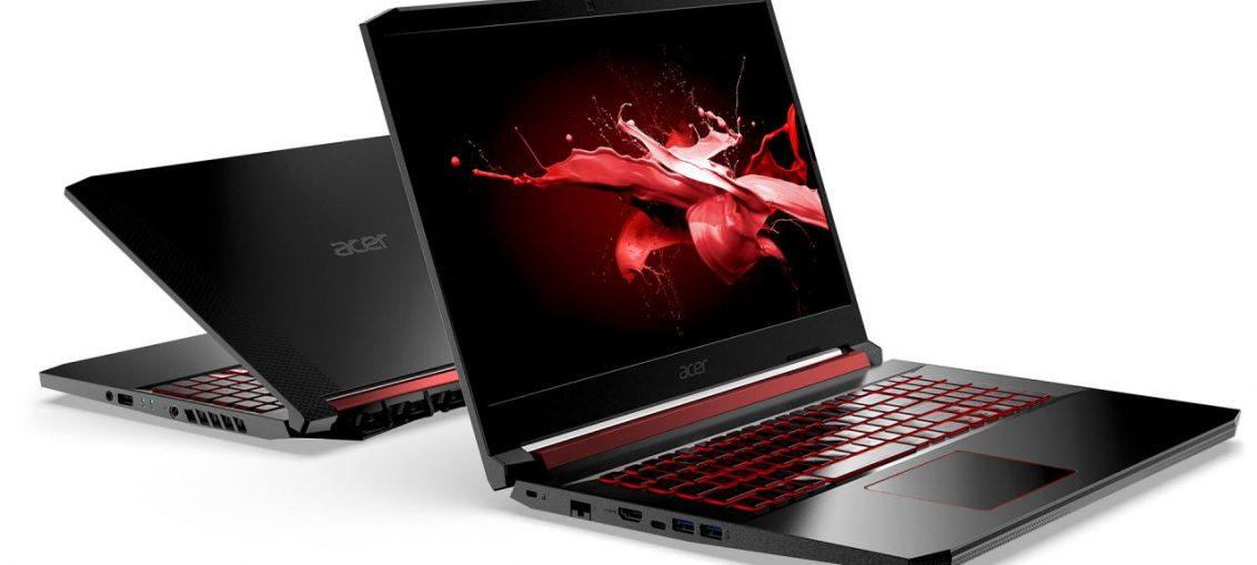 Acer Nitro 5 Dirilis Laptop Gaming Intel Core Gen 11 Pertama di Indonesia
