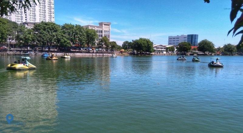 Aktivtas di Danau Sunter Jakarta yang Bisa Mengisi Waktu Libur Anda