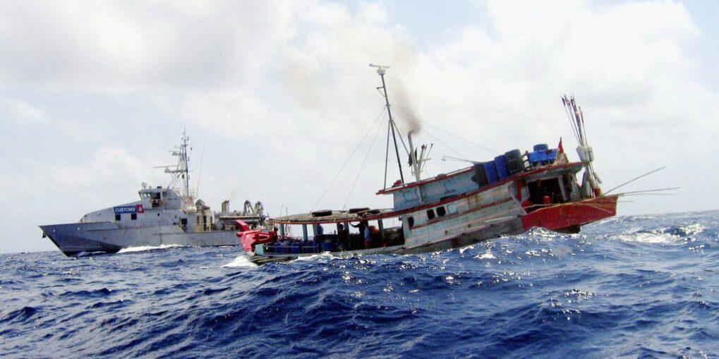 Illegal Fishing tetap marak terjadi