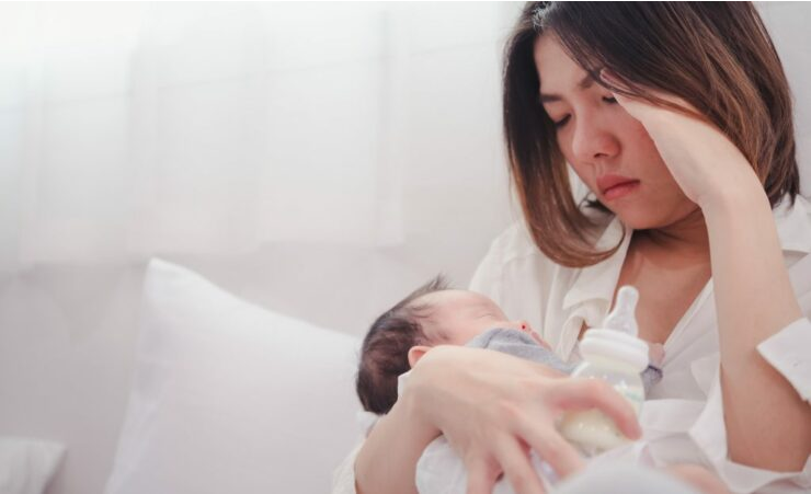Ini Penyebab Postpartum Blues Setelah Melahirkan Beserta Cara Mengatasinya